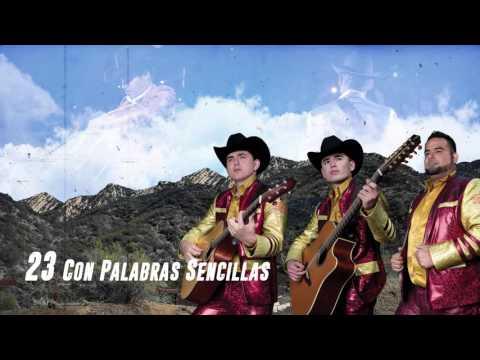 Con Palabras Sencillas - Los Plebes del Rancho de Ariel Camacho | DEL Records 2016