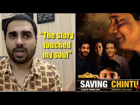 #TusharTyagi on film Saving Chintu - the challenges that the LGBTQIA+ community faces
