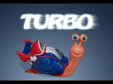Jak zrobić ślimaka z filmu Turbo