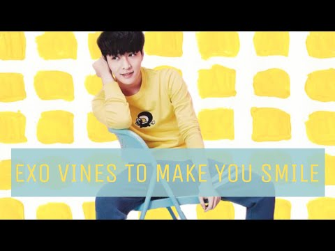 EXO vines to make you smile pt.37