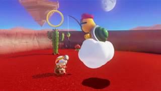 Super Mario Odyssey [Blind]    Part 15 – Sandfish