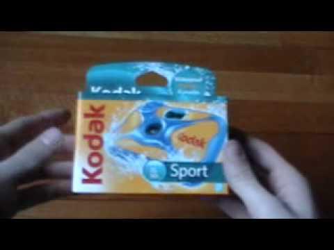 Unboxed: Kodak Sport Camera