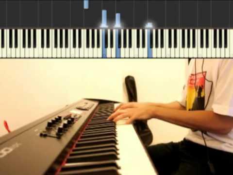 Slam Dunk - Kimi Ga Suki Da To Sakebitai (Piano Version)