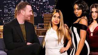 Sam Smith's Love for Fifth Harmony is on a Whole Other Level
