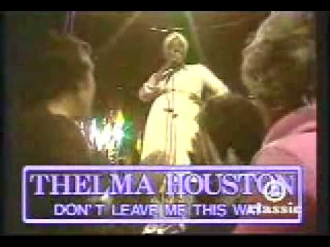thelma houston don 39 t leave me this way youtube. Black Bedroom Furniture Sets. Home Design Ideas