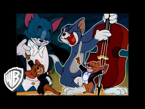 🔴 WATCH NOW! BEST CLASSIC TOM & JERRY MUSICAL MOMENTS   WB KIDS