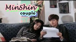 MinShin Couple - sweet and funny moments ♥