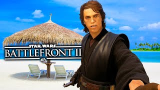 Star Wars Battlefront 2 - Funny Moments #51