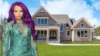 Sasha Banks Real Life Facts 2019, Net Worth, Biography, Income, Car, Family and Interesting Facts,
