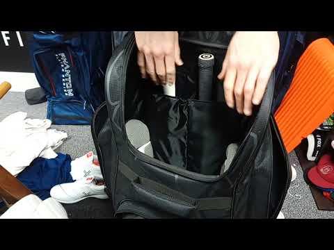Phantom Cricket PS7 Wheelie Duffle Bag - Navy