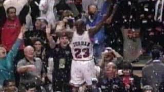 NBA Finals 1998 Chicago Bulls vs Utah Jazz Game 1 Intro