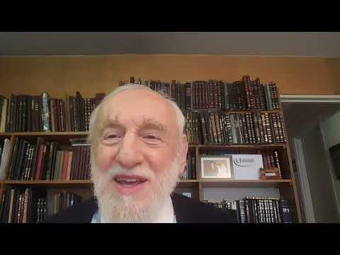 Rav Gugenheim : Aharé mot Kedochim - 2020