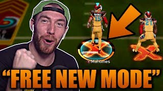 Brand New FREE Game Mode... Superstars = ACTIVATED [Madden 20 SuperStar KO Gameplay]