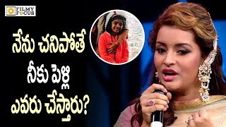 Renu Desai Emotional in Nethone Dance Show For Her Daughter Adhya
