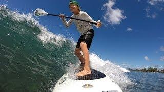 Stand Up Surf Kid, Nathan van Vuuren