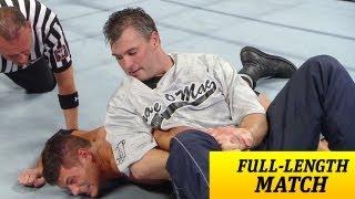 FULL-LENGTH MATCH - WWE Superstars - Shane McMahon vs. Cody Rhodes