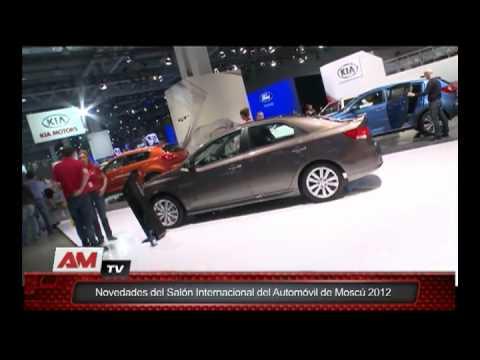 Nissan en el Salón del Automóvil de Moscú 2012