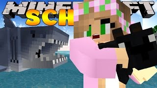 Minecraft School - RESCUING PUPPIES ACROSS THE ...