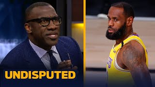 """Skip & Shannon react to LeBron's response to Jay Williams about being a """"Pippen"""" 