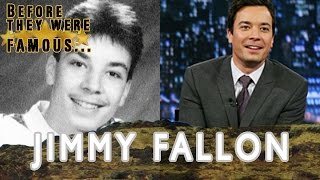 JIMMY FALLON   Before They Were Famous   The Tonight Show