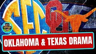 Texas & Oklahoma Creating Wild SEC vs Big12 Story (Late Kick Cut)