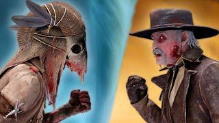 Top Tier Huntress vs. Top Tier Slinger | Dead by Daylight