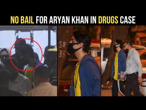 No Bail for Aryan Khan in drugs case- SRK's son sent to NCB custody till October 7