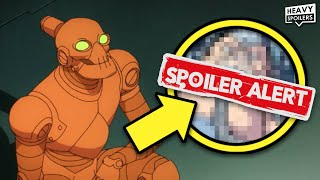 INVINCIBLE Robot's True Plan Explained + The Character Origins | Comic And Show Spoilers