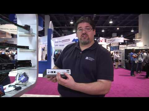 NAB 2015 - Booth tour with Tim Conway