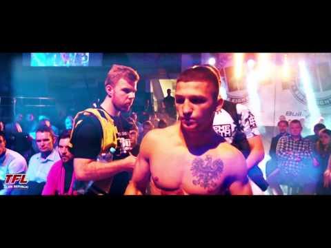 TFL 11: Video zapowiedź pojedynku Kotwica vs Cadena Martins