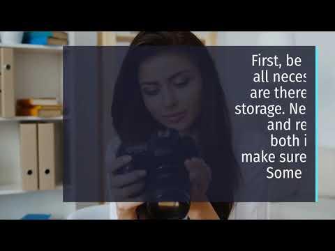 Basic Skills in Editing