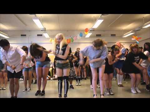 NÄRCON sommar 2015: KPOP random dance play (#2) KP