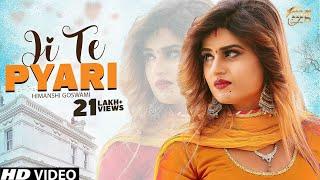 Ji Te Pyari – TR – Mahi Panchal