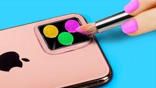 8 DIY Weird Makeup Ideas / Funny Pranks!