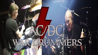 AC/DC Phil Rudd is back behind the kit?