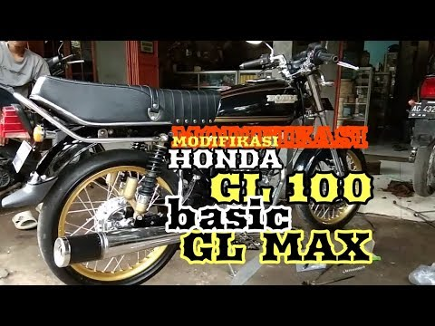 Modifikasi Honda Gl100 Menjadi Cb Glatik Mp4 Videomoviles Com