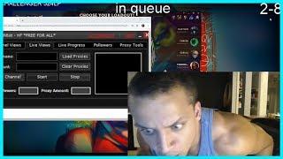 Tyler1 Caught Viewbotting - Best of LoL Streams #670