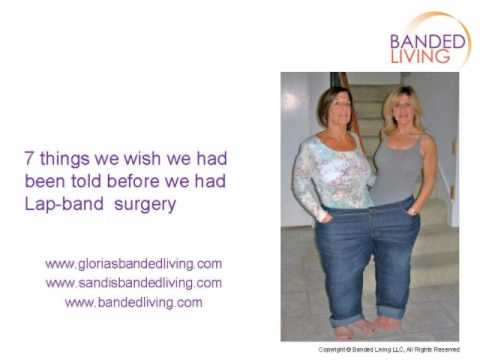 7 Things We Wish We Had Been Told Before We Had Lap-Band® Surgery.