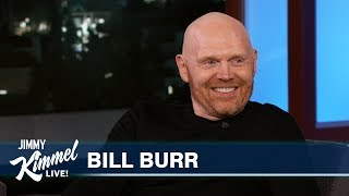 Bill Burr on Performing Comedy Around the World