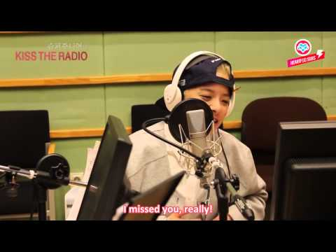[HeartfxSubs] 150212 SUKIRA - f(x) Victoria and Amber Phone Call Cut (eng)
