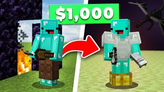 I Paid $1,000 For a Minecraft Speedrunning Lesson...