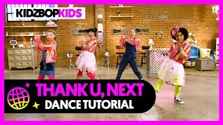 KIDZ BOP Kids - Thank U, Next (Dance Along)