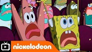 SpongeBob SquarePants | The Fisherman | Nickelodeon UK