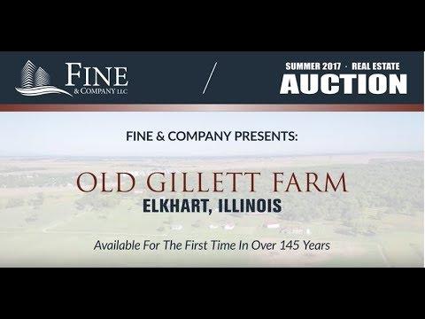 Old Gillett Farm Auction video