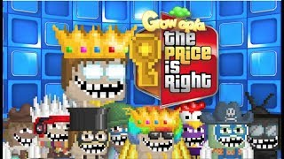 Growtopia | The Price Is Right ft. Youtubers