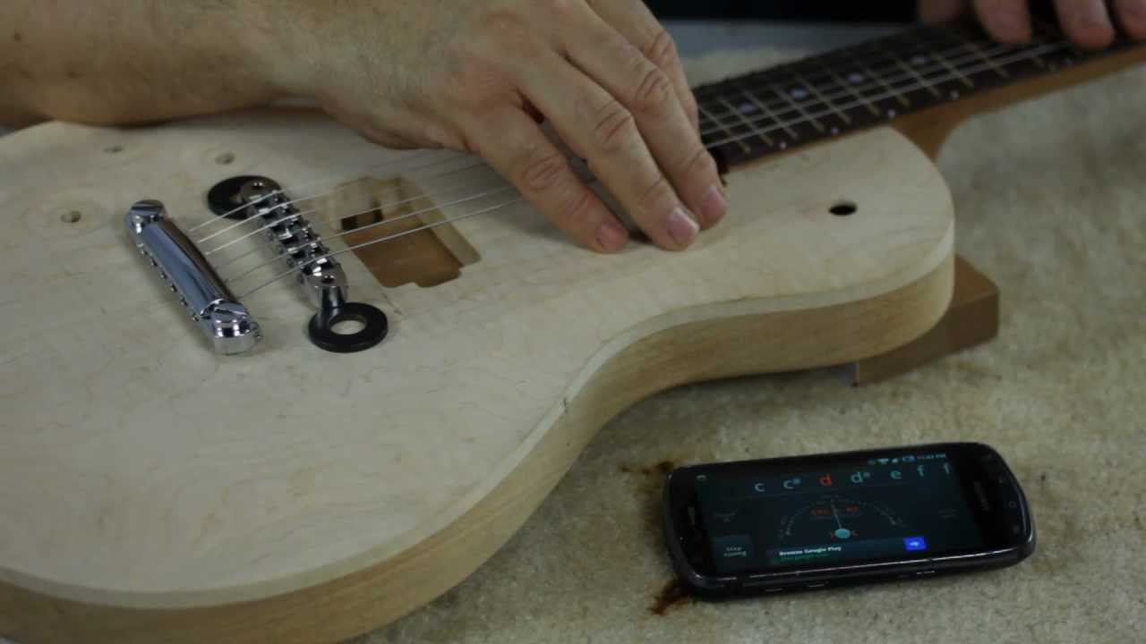 part 3 electric guitar bridge installation youtube. Black Bedroom Furniture Sets. Home Design Ideas