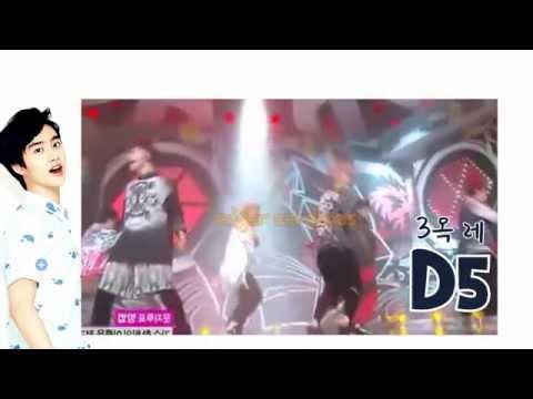 EXO's D.O (Do Kyungsoo) Live Vocal Range (도경수 라이브 음역대) (C2)F2-F5