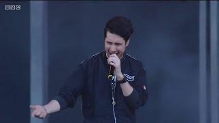 Bastille - No Angels (Live 2016) HD