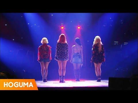 마마무 (MAMAMOO) - 별이 빛나는 밤 (Starry Night) 교차편집 (stage mix)