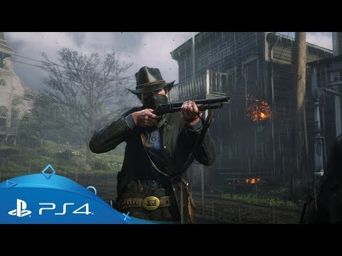 Red Dead Redemption 2 | The Highest Rated Game on PS4